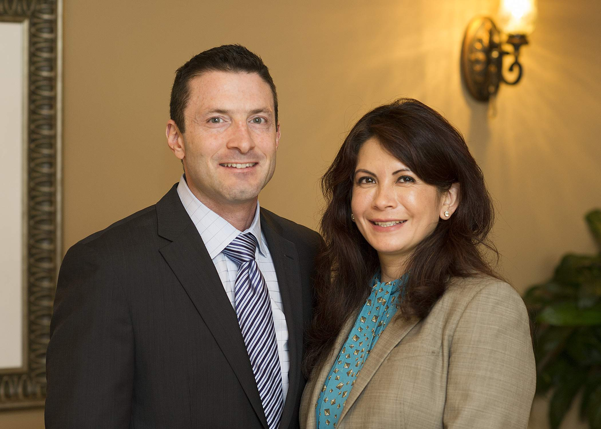 Nutley husband-and-wife health care team joins Barnabas ...