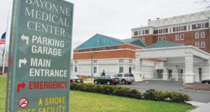 Bayonne Medical Center is one of three hospitals CarePoint owns in Hudson County.