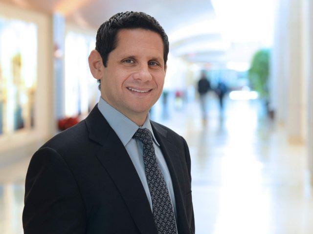 Dr. Kenneth Sable; regional president, southern market; Hackensack Meridian Health