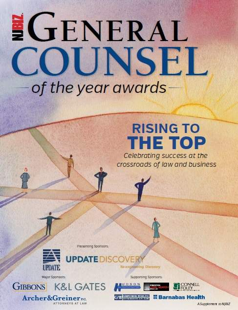 2015 General Counsel of the Year Event Supplement
