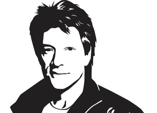 Net worth: $300 million; Age: 53; Residence: Middletown; Source of wealth: Rock star.