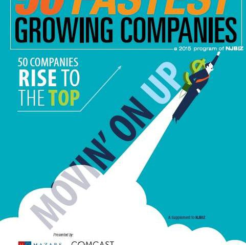 2015 50 Fastest Growing Companies Supplement