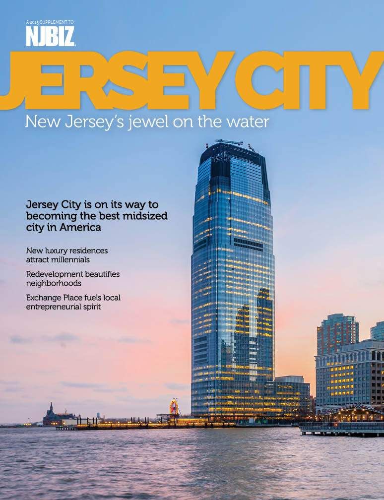 Jersey City New Jersey's jewel on the water