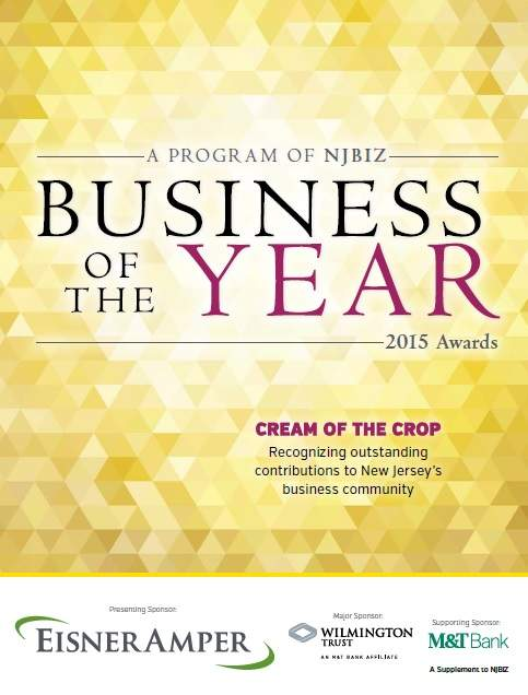 2015 Business of the Year Supplement