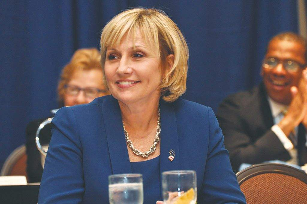 """Some call being the lieutenant governor the toughest job in the state, as you get only what the governor gives you. Guadagno, however, has earned praise for using it for all it's worth. No one in state government works with more business leaders — and quietly solves more business problems behind the scenes. """"The LG has developed a nice name for herself now, being out there talking to all of the business leaders, giving out her cellphone for now six years at every event that she goes to,"""" one insider said. Another noted such notoriety alone makes her the frontrunner to earn the party's nomination for governor in 2017, when she'll run on a pro-business platform. Guadagno has set the bar high for the office. Though many may not realize it until she is gone."""