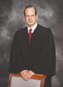New Jersey Supreme Court Chief Justice Stuart Rabner