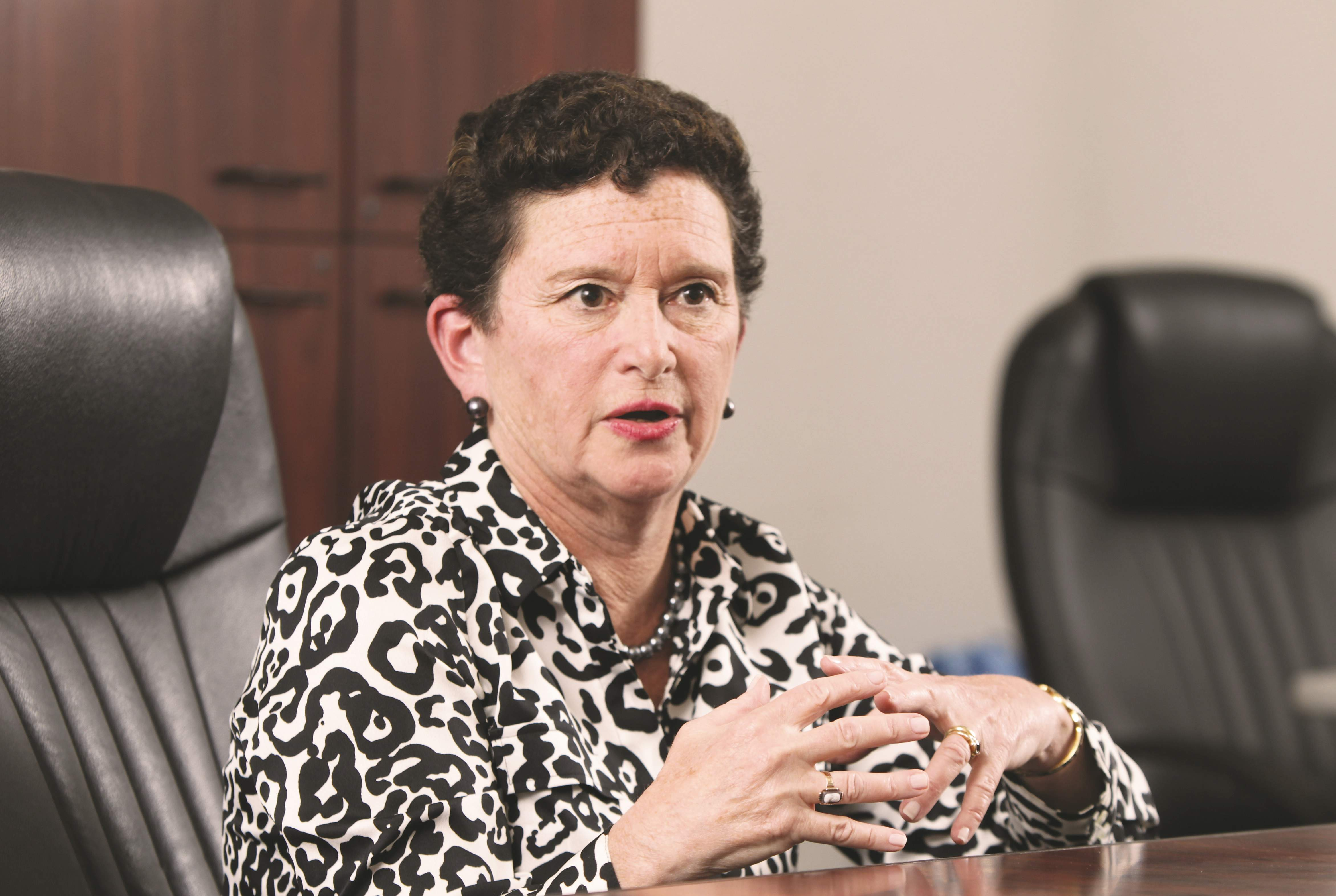 "How good has Nancy Cantor been as the head of Rutgers-Newark? Many wonder if she should be the next head of the entire system when and if Robert Barchi steps down in a few years, as expected. One insider said don't count on it. ""She doesn't (want to be president),"" the source said. ""She's very happy with that little city school, making a difference there, highly respected, growing in a tough community to grow in from the outside."" Newark is lucky to have her. ""The community loves her,"" a fan gushed. ""She's smart, lives in the city. She's a player."" Said another: ""If you talk about business, Nancy Cantor is probably more involved than anyone in revitalizing the business side of a geographic area. Everyone loves her, she's a sparkplug, she's wonderful."""
