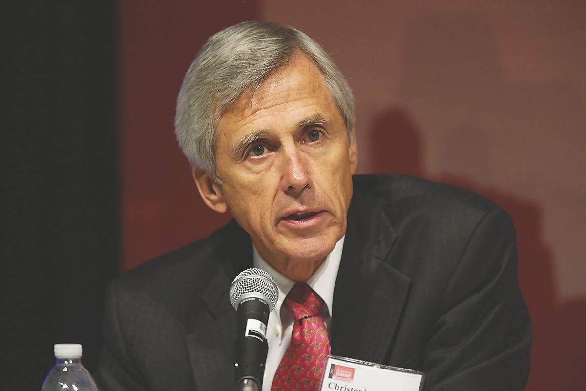 """If the power list is about controlling money, as one insider surmised, then Chris Daggett needs to be on there for his philanthropic work. He runs the Geraldine R. Dodge Foundation, one of the state's biggest nonprofits. Daggett, however, does more than that — and could be building a case for a bigger role. """"I've noticed he's out there a lot,"""" the person said. """"He just joined the state chamber board. He did a very respectable job when he ran for governor as an independent candidate, and I could very well see Chris running again."""""""