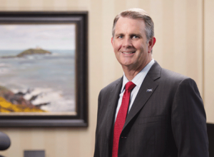 Christopher Maher, CEO and president of OceanFirst Bank