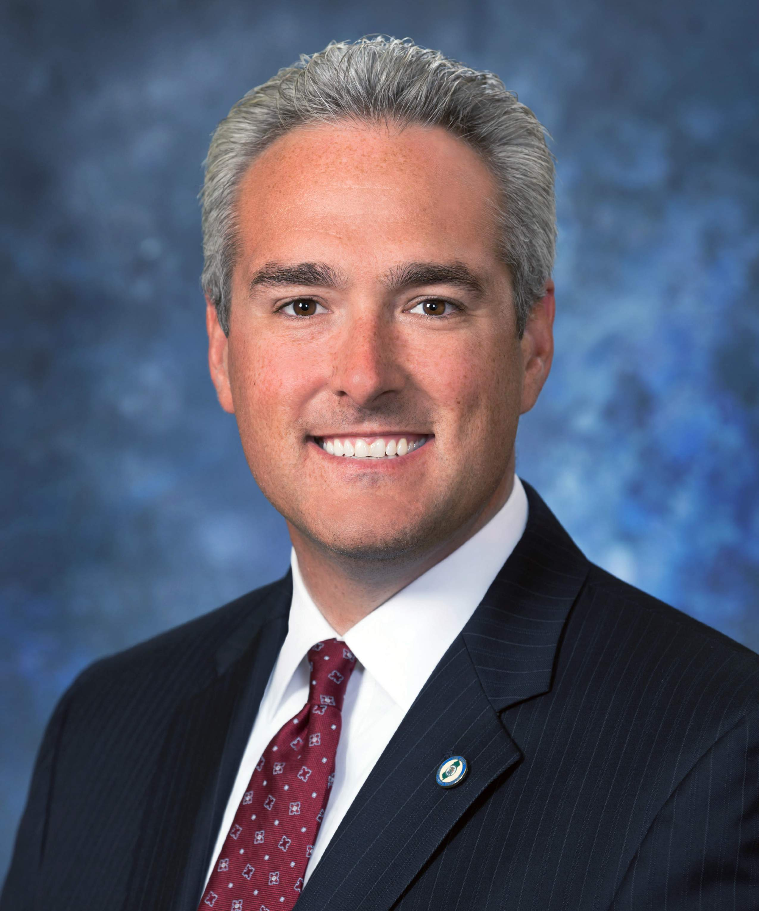 Chairman and CEO, NJ Casino Control Commission