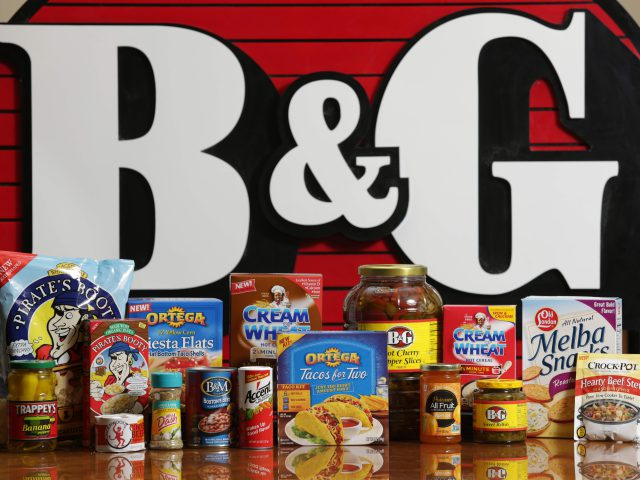 B&G Foods has begun a search for a new chief financial officer.