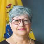 New Jersey Department of Transportation Commissioner Diane Gutierrez-Scaccetti
