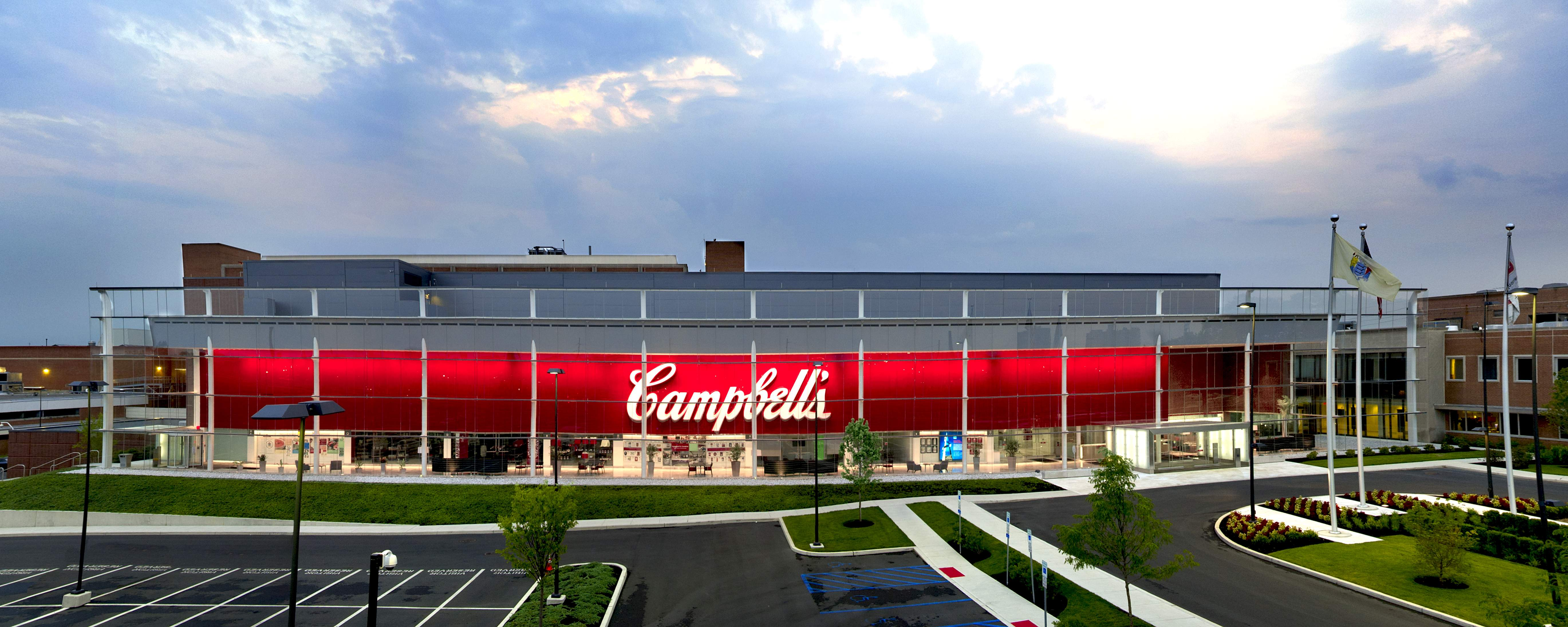 Campbell's Soup Co. headquarters.