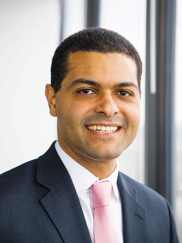 New Jersey Department of Health<br/><br/><br /> At 32, Dr. Shereef Elnahal is the youngest doctor to serve as commissioner of the state&#8217;s Department of Health after his appointment by Gov. Phil Murphy.<br/><br/><br /> An appointee to the Veterans Administration by President Obama in 2015, Elnahal founded the Diffusion of Excellence Initiative, which established consistency in clinical care delivery and administrative best practices.<br/><br/><br /> After co-chairing Murphy&#8217;s health care transition team, he was appointed in April to the DOH and has shown a desire for improving health care delivery in the state. <br/><br/><br /> &#8220;The health challenges that many New Jersey residents face could not be more urgent,&#8221; Elnahal said in his acceptance speech, in which he listed opioid addiction and high health care costs as the top issues. <br/><br/><br /> Elnahal has been vocal in his support of the recently signed Earned Sick and Safe Days Act, which allows workers in the public and private sectors to accrue sick days based on hours worked.<br/><br/><br /> He also was a champion of &#8220;out-of-network&#8221; legislation awaiting Murphy&#8217;s signature. Those bills would eliminate surprise charges from specialists who are not participating in insurance networks.<br/><br/><br /> Elnahal also is taking steps to require all surgical centers in the state, includingone-room facilities not licensed by the DOH, to report adverse events to the department in order to prevent mistakes or accidentsthat result in death, coma, disability or the loss of a body part or bodily function.<br/><br/><br /> &#8220;This is to ensure that we make quality improvements,so those things don&#8217;t happen in thefuture,&#8221; he said.