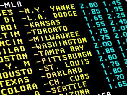 New Jersey sports betting breaks its own record; reaches $562.7Min November