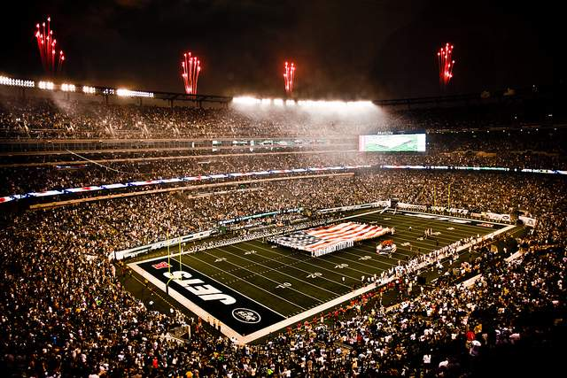 Massive boom in NJ football sports wagering, data shows