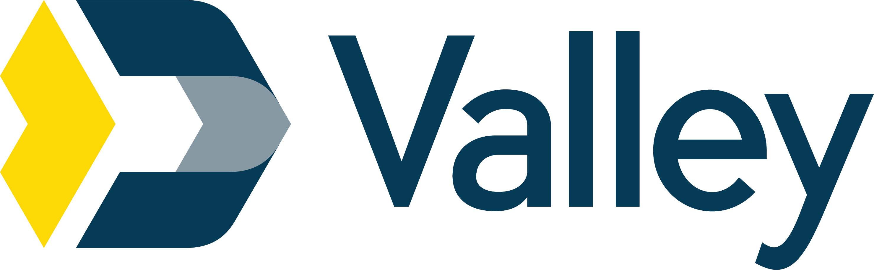 Valley's unveiled its new logo Wednesday.