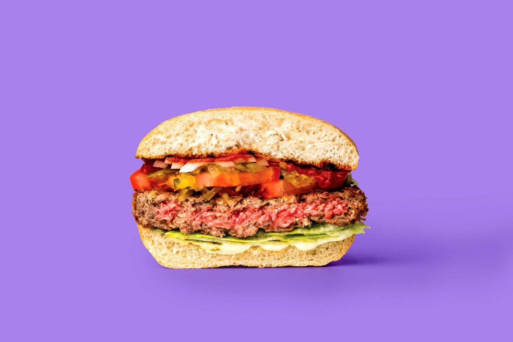The Impossible Burger came out of the Rutgers Food Innovation Center in Bridgeton. - IMPOSSIBLE FOODS