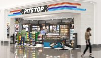 Pitstop, the Indianapolis Motor Speedway-inspired travel convenience concept. by East Rutherford-based Hudson Group.