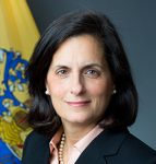 New Jersey State Treasurer Elizabeth Maher Muoio