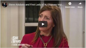 Steve Adubato and First Lady of NJ Explore Improving Childcare from Birth to Three