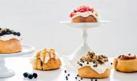 Cinnaholic will open its second N.J. location in Sea Girt in the summer of 2021.