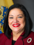 New Jersey Department of Banking and Insurance Commissioner Marlene Caride. - STATE OF NEW JERSEY