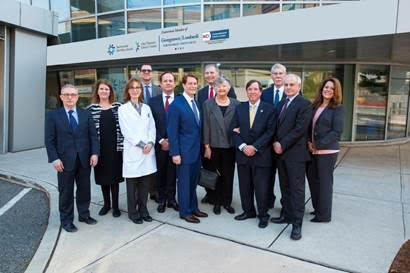 In 2019, John Theurer Cancer Center at Hackensack Meridian Health Hackensack University Medical Center announced it received approval from the National Cancer Institute as a research consortium member of the NCI-approved Georgetown Lombardi Comprehensive Cancer Center Consortium.