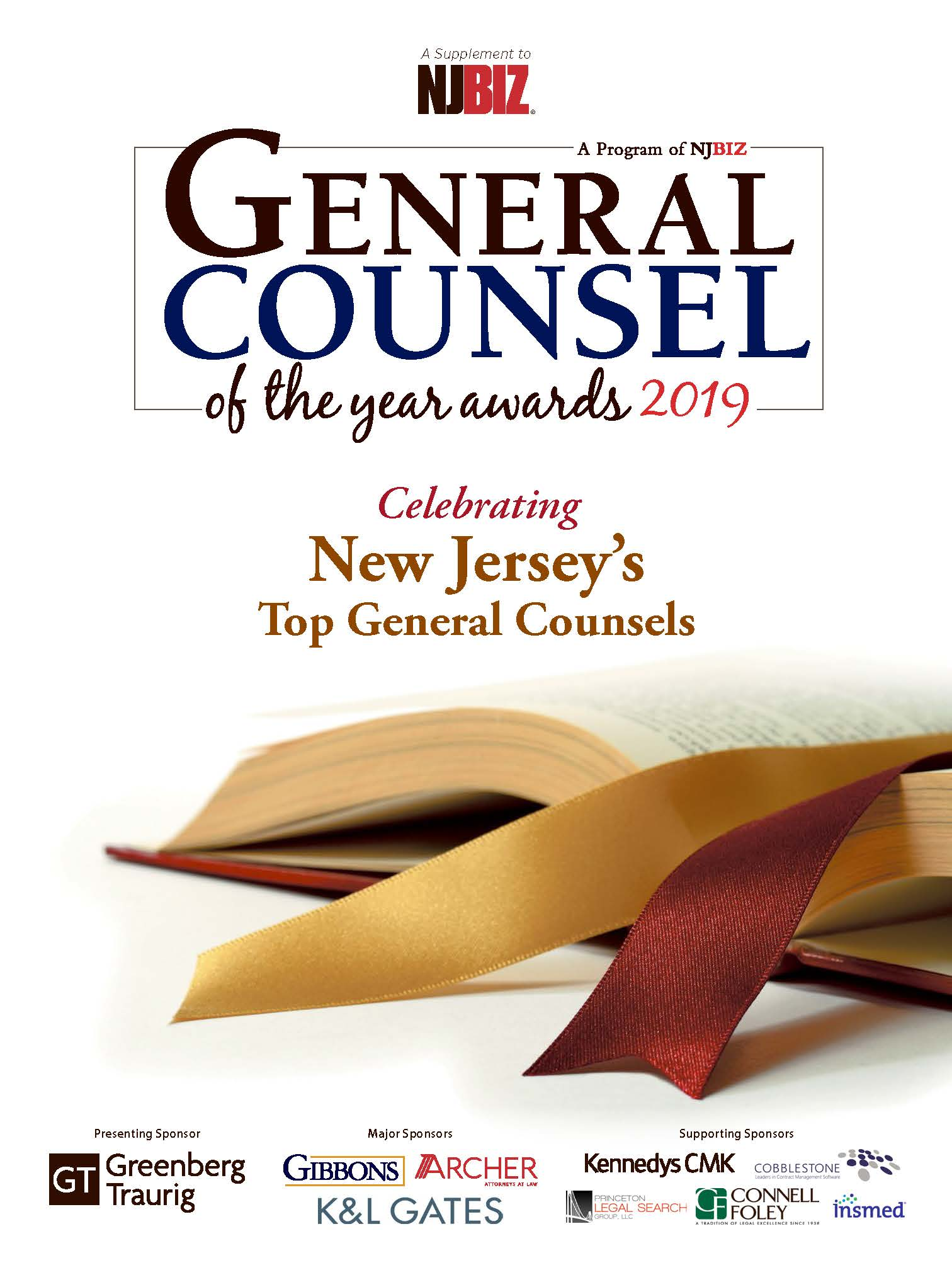 2019 General Counsel of the Year Awards
