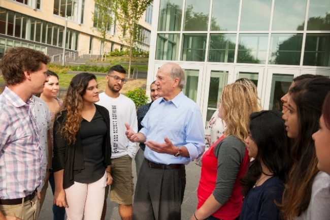 On June 19, Rutgers University President Robert Barchi sharesdsignificant advances at the school in a five-year report on the University Strategic Plan.