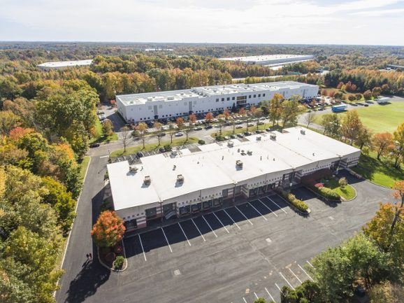 Colliers International Group Inc. arranged the sale of 5 and 8 Commerce Way in Hamilton.