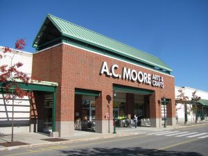 A.C. Moore, Shoppers World in Framingham, Mass.