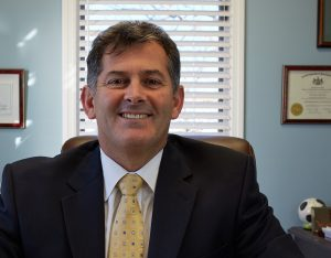 Richard Higgins will lead McCarthy & Co. PC's Garden State office.