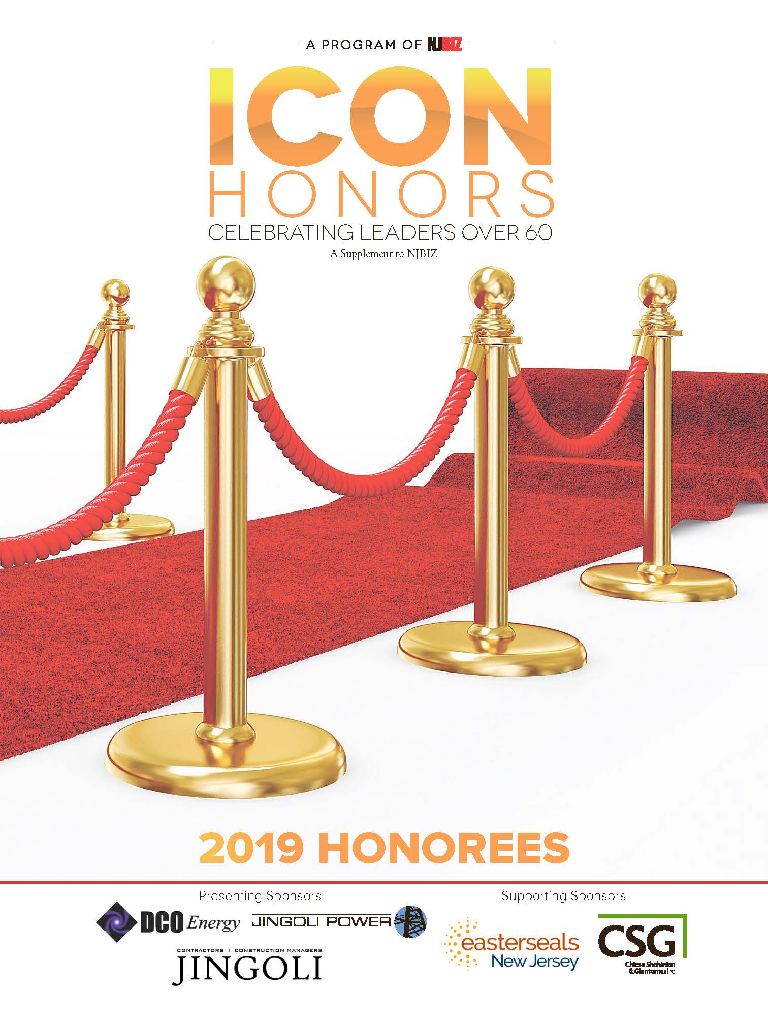 2019 ICON Honors