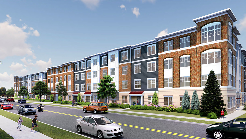 Rendering for Englewood Circle.