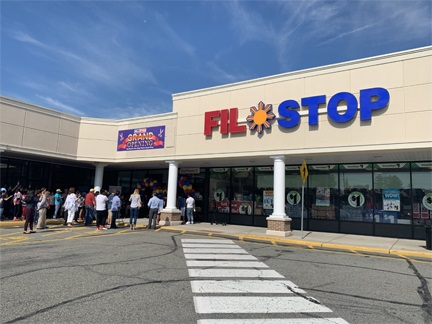 Grocery store FilStop in Clifton. - LEVIN MANAGEMENT CORP.