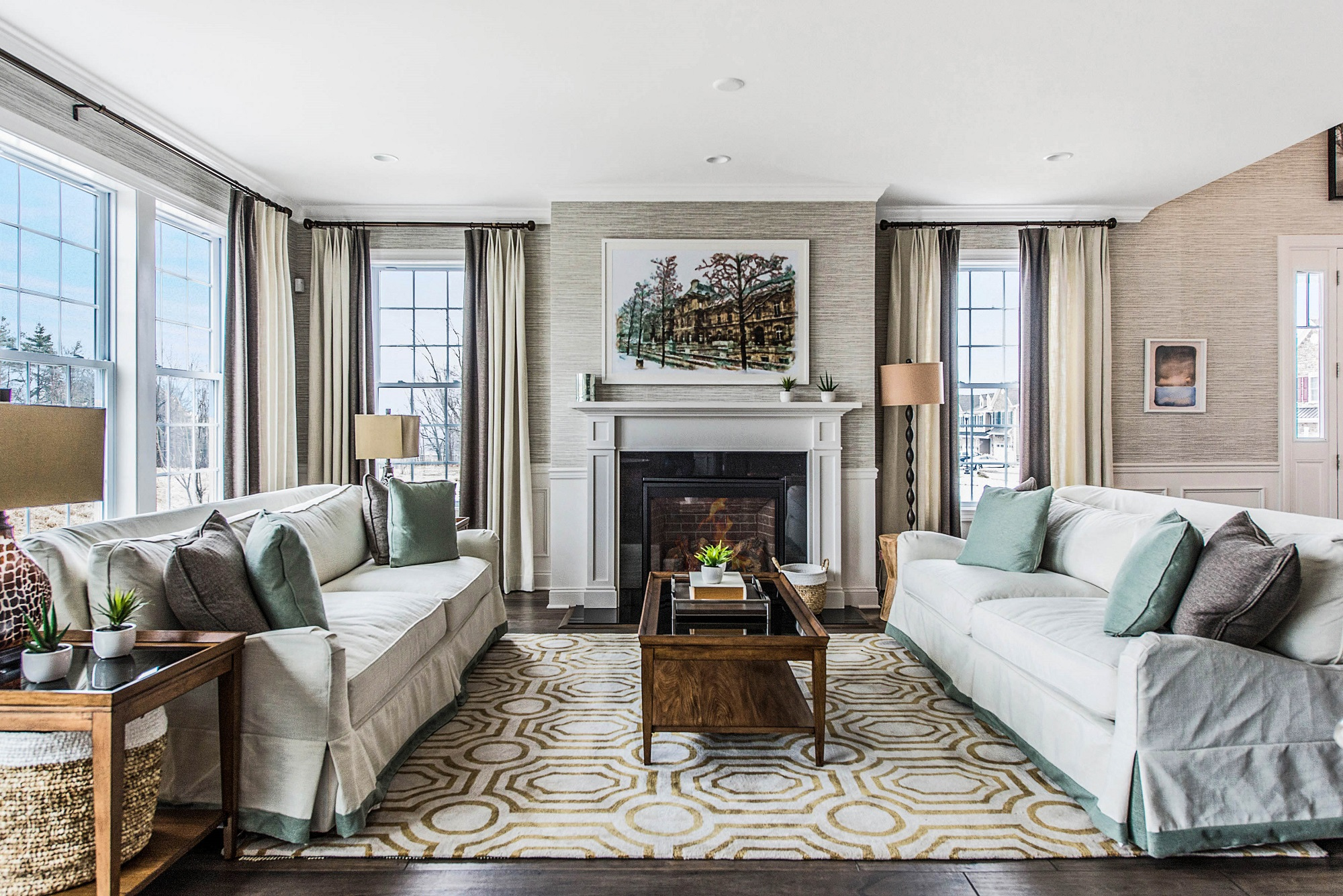 K.Hovnanian Unveils New Model Townhomes In Essex County