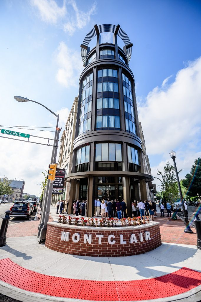 The MC Hotel makes its mark as the first new full-service hotel in Montclair in 80 years on Aug. 15, 2019.