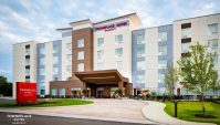Rendering for Towneplace Suites Marriott in Florence Township - WEISS PROPERTIES