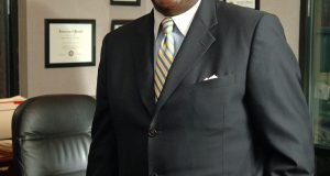 Hackensack Meridian Health Vice President of Diversity and Inclusion Wayne Boatwright.