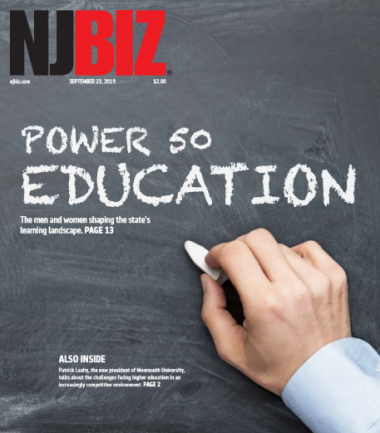 Education Power 50 Cover
