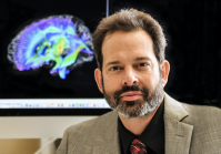 David Zeld, director, Rutgers Center for Advanced Human Brain Imaging Research at the Rutgers Brain Health Institute. - RUTGERS