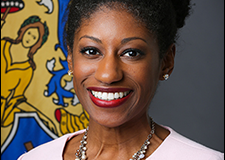 Zakiya Smith Ellis, former New Jersey Secretary of Higher Education, current chief policy advisor to Gov. Phil Murphy - STATE OF NEW JERSEY