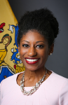 Zakiya Smith Ellis, commissioner of the New Jersey Department of Higher Education