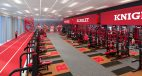 Olympic-caliber equipment, stationary bikes, Pelotons and Stairmaster.