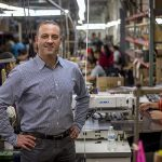Mitch Cahn, Founder and President of Unionwear, says it took 12 years to implement lean manufacturing at his company.