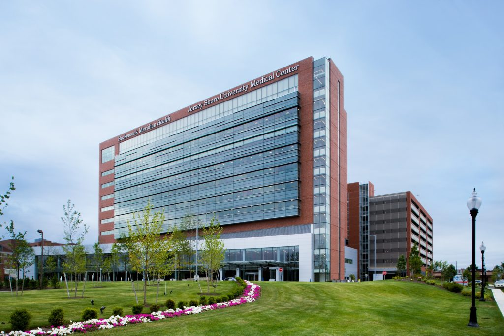 Hope Tower at Hackensack Meridian Health Jersey Shore University Medical Center