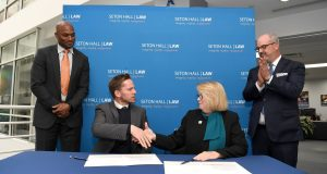 Sports-betting and gaming group GVC Holdings introduced on Oct. 8 the US Foundation for responsible gaming, corporate compliance and sports integrity in collaboration with Seton Hall Law School.