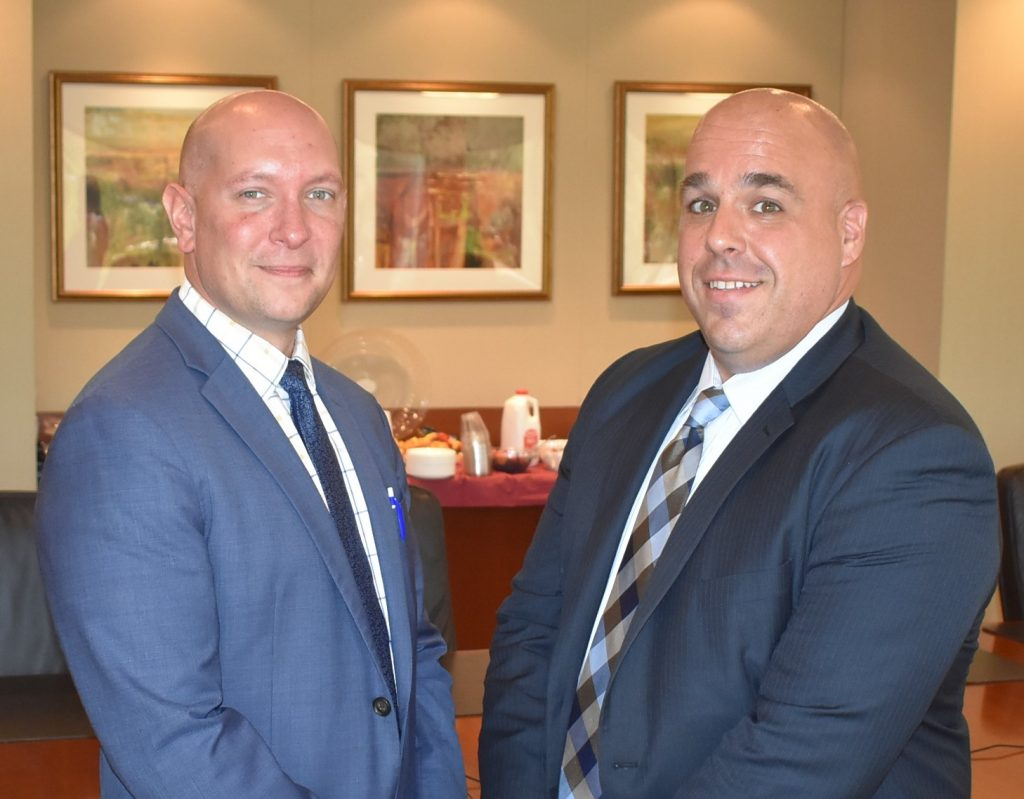 Daniel Murphy and Anthony Axtmann have joined Spencer Savings Bank's Retail Bank Business Development Group.