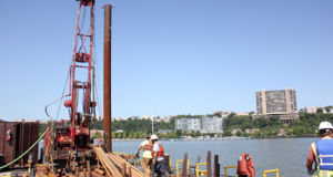 The Gateway Development Program Corp. advances engineering and design of the Hudson Tunnel Project with dozens of geotechnical borings that will be conducted along the proposed alignment of the new tunnel that will connect New Jersey with New York City, in October 2019. - GATEWAY PROGRAM DEVELOPMENT CORP.
